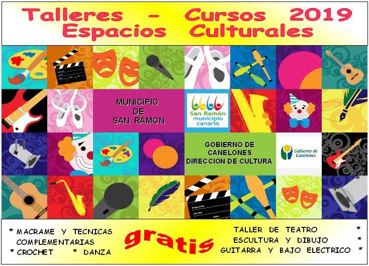 TALLERES DE CULTURA EN SAN RAMON