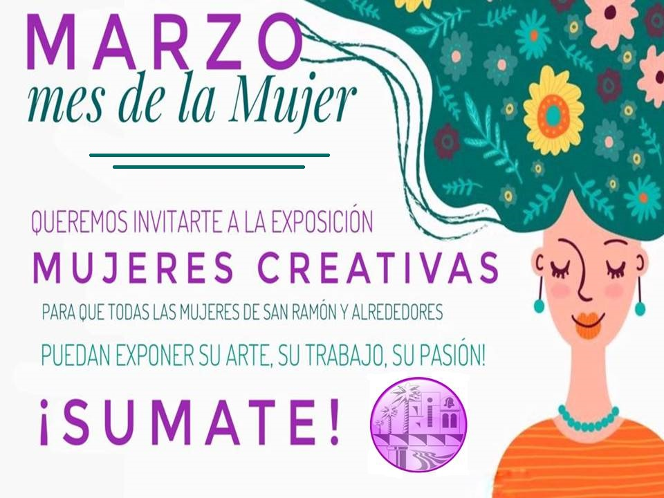 SUSPENDIDA MUESTRA DE MUJERES CREATIVAS