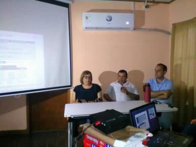 CABILDO Y AUDIENCIA PUBLICA EN SAN RAMON
