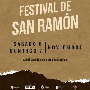 FESTIVAL NACIONAL DE SAN RAMON, 6 Y 7 DE NOVIEMBRE