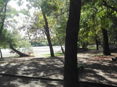Parque Municipal en la Ciudad de San Ramón